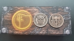 Valkyrie Copper Coin Set (30 Coins)