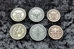 Valkyrie Mixed Coin Set (30 Coins)