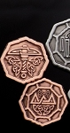 Ancestral Dwarven Copper Coin Set