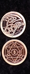 Mystic Copper Coin Set