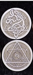 Mystic Silver Coin Set
