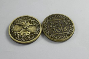 2018 Backer Coin