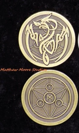 Mystic Gold Coin Set