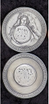 Goddess Silver Coin Set