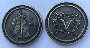 Colonial Gold Coin Set