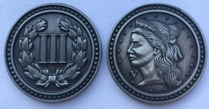 Colonial Silver Coin Set