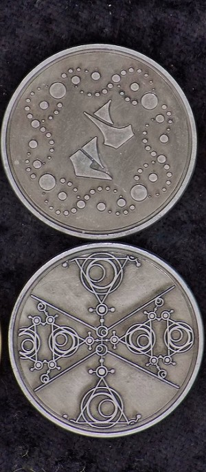 10 Pack Sci Fi 2.0 Silver Coin Set